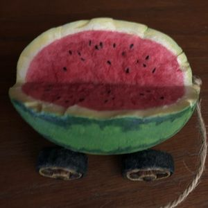 Boyd's Bears Accents - 🐻Boyd's Bears Bear with Watermelon and 🍉 wagon